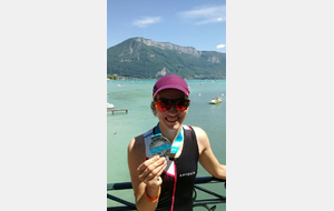 Triathlon d'Annecy